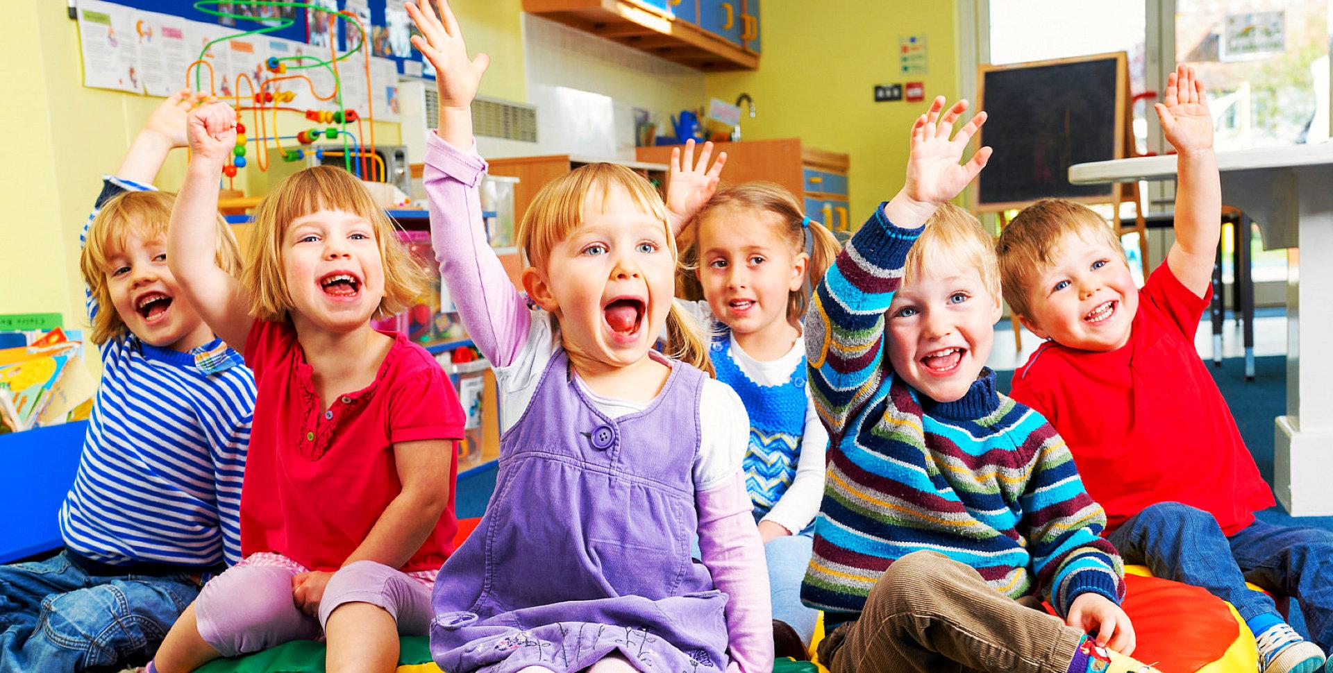 kids raising